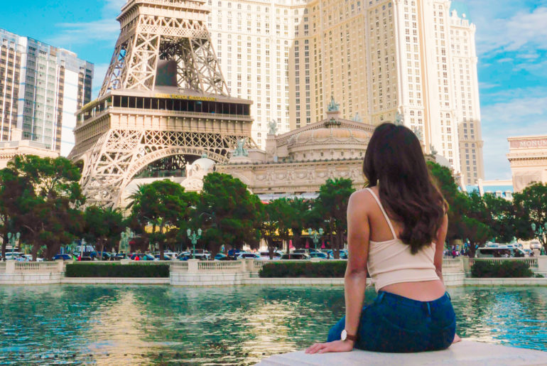 Instagram-Worthy Photos You'll Want to Take in Las Vegas + Captions!