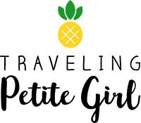 Traveling Petite Girl
