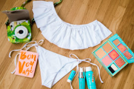 July Giveaway for Beach-Obsessed Travelers worth $478! Winner announced on July 30, 2017