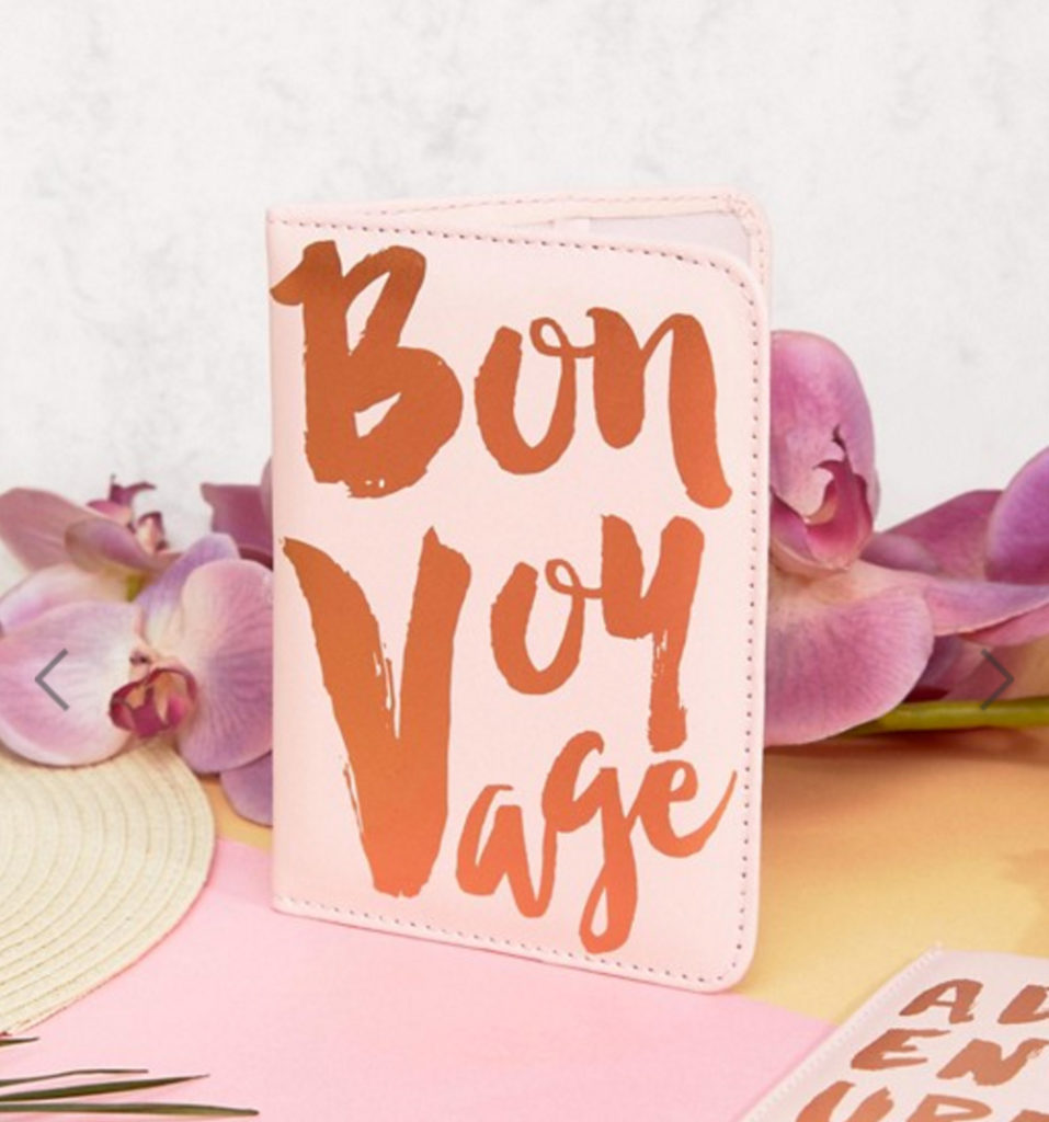 Asos Bon Voyage Passport | July Giveaway for Beach-Obsessed Travelers worth $478! Winner announced on July 30, 2017