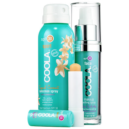 Cool Best Sellers Trio SPF | July Giveaway for Beach-Obsessed Travelers worth $478! Winner announced on July 30, 2017
